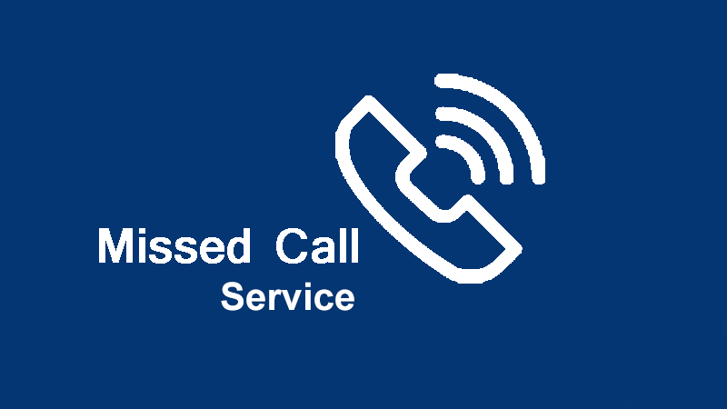 Missedcall Service