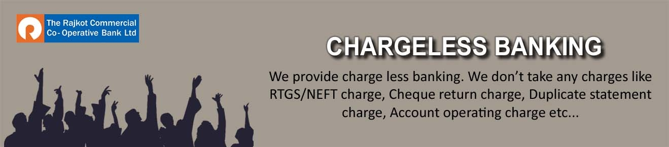 Chargeless Banking